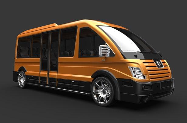 30 seat bus